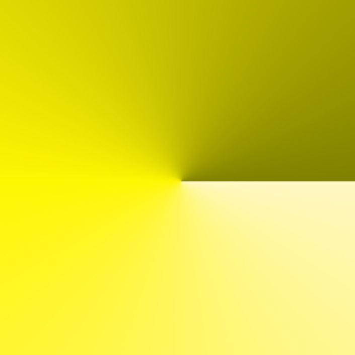 Žlutá barva