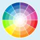 Barevný kruh pro kombinaci barev